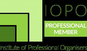 DECLUTR Professional organiser - IOPO Professional Member