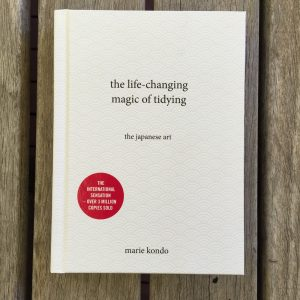 The Life Changing Magic Of Tidying Up at DECLUTR, professional organiser and decluttering in Canberra